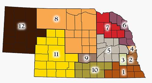 County Court Judges | Nebraska Judicial Branch