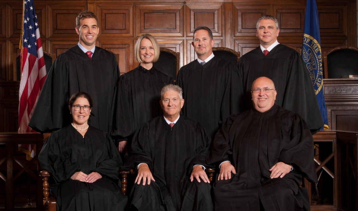 Supreme Court Justices - 2019