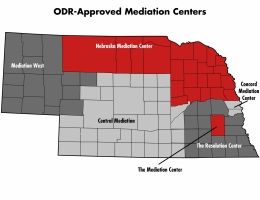 Mediation Centers