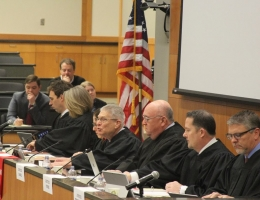 Supreme Court hearing oral arguments at UNL