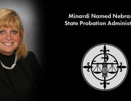 Minardi named probation administrator