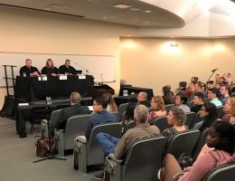 Arguments at Concordia