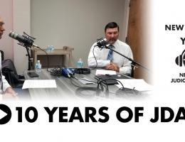 Podcast advertisement