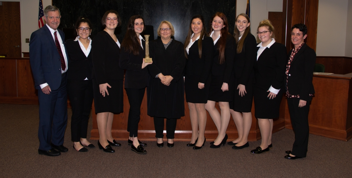 Mock trial team
