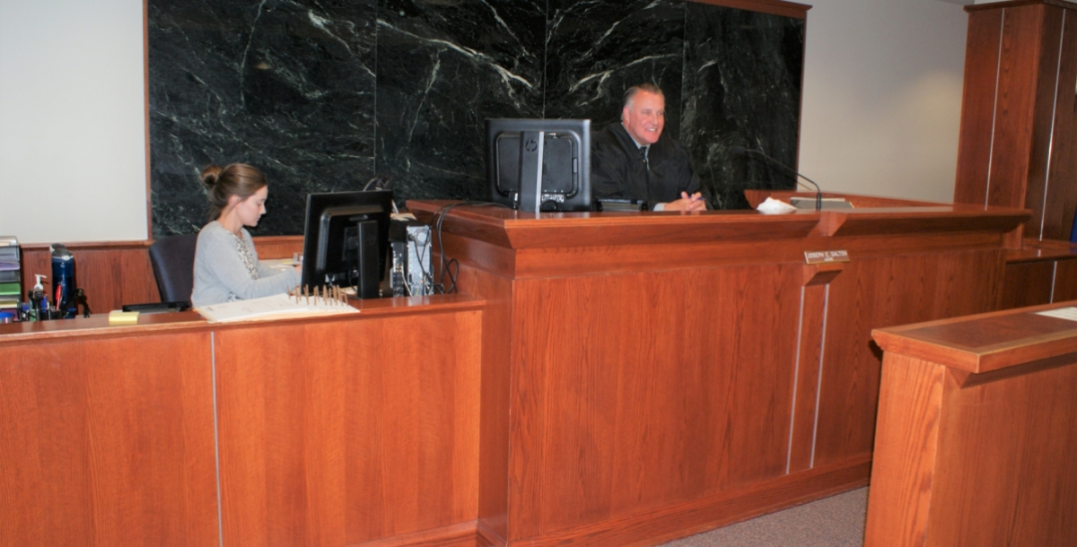 Judge Tim Phillips