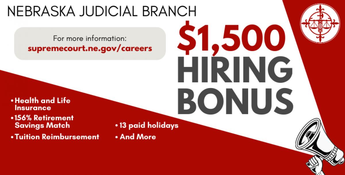 Hiring bonus
