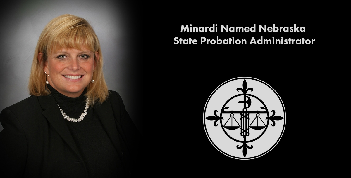 Minardi named probation administrator