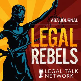 Legal Rebels cover art