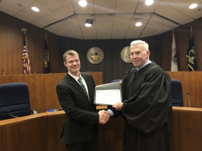 Drug Court Graduation