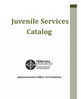 Juvenile Services Catalog