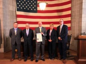 Drug Court Month in Nebraska Group